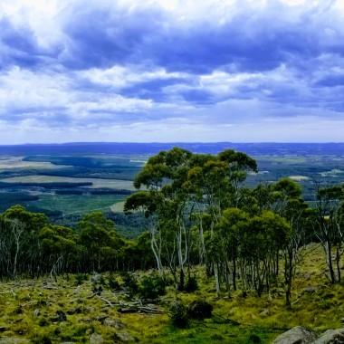 Australia countryside